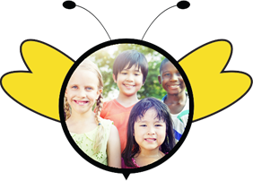 group of 8 year old children for Speech Bee Speech Pathology and Speech Therapy Services